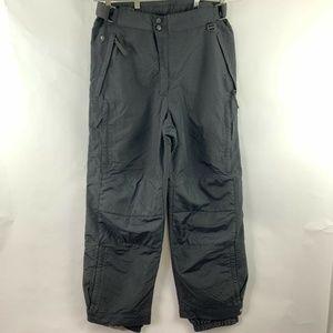 Black Dot Board Wear Winter Sky Pants